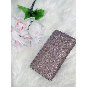 Kate Spade 'Burgess Court Stacy' Glitter Wallet